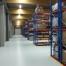 Auto industrie – groot magazijn – West-Vlaanderen