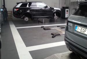 ResiPox OD - Autowerkplaats