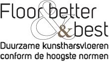 Kunstharsvloeren Floor better & best – Powered by Resi-Conn