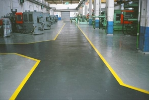 ResiPur TL - Productie - asfaltvloer